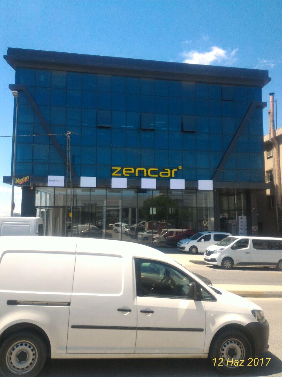 Zen Car İstanbul'daki 2500 m2'lik 3 katlı Oto Servisiyle Hizmete Başladı!