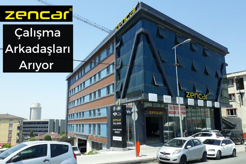 Zencar Oto Servis Bağcılar İş Başvurusu